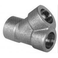 Buy cheap socket lateral/socket welded pipe fittings from wholesalers