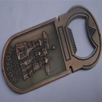 Buy cheap Zinc alloy bottle opener ;metal bottle opener; Customized to sample designing from wholesalers