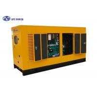 Buy cheap 24V Starting Voltage Cummins Diesel Generator 110 KVA Standby Output from wholesalers