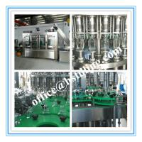 Buy cheap Maple Syrup Water Bottle Filling Machine Full Automatic CIP Function from wholesalers