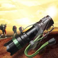 Buy cheap 1200 Lms Hight Brightness 18650 or AAA Battery Power XM-L2 T6 CREE LED Flashlight/Torches from wholesalers