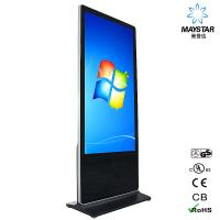 Buy cheap High Resolution Touch Screen Display Kiosk , Interactive Touch Screen Digital Signage from wholesalers