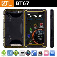 Buy cheap Hot sale BATL BT67 Sunlight Readable Touch Scree car mounting rugged tablet from wholesalers