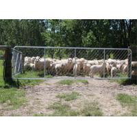 Buy cheap Hot Galvanized 75X75MM Chain Length Fence Gate For Sheep Yard from wholesalers