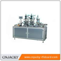 Buy cheap 2.5KW /4000~5000 PCS/h TD400 Auto Code Embossing and Tipping Machine from wholesalers