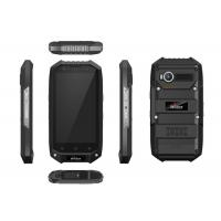Buy cheap LCD Rugged Military Grade Cell Phone dust resistance with 4G LTE from wholesalers