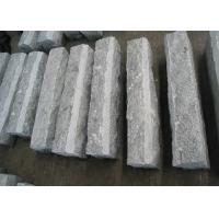 Buy cheap Multi Color Kerb Edging Stones , China Bianco Sardo Granite Driveway Curb Stone product