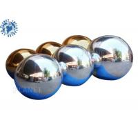 Buy cheap Airtight double layer inflatable chrome ball/ Disco Inflatable Mirror Balloon for party from wholesalers