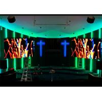 Buy cheap Digital Signage Church LED Screen Indoor Full Color For Sound Video Loop System from wholesalers