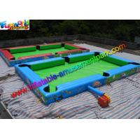 Buy cheap Popular Inflatable Sports Games With Full Printing , inflatable football game from wholesalers
