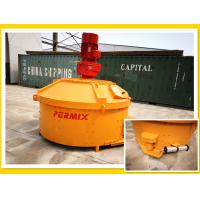 Buy cheap PCCP Water Pipe Hydraulic Concrete Mixer Short Mixing Time Simple Structure from wholesalers