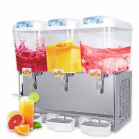 Buy cheap 18L Commercial Fruit Juice Dispenser , Spray Cool And Hot Drink Machine for Hotel from wholesalers