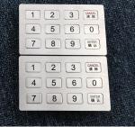 Buy cheap IP65 waterproof metal numeric keypad gate lock from wholesalers