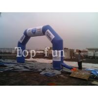 Buy cheap Outdoor advertising Inflatable arches / airtight arch for event and ceremony from wholesalers