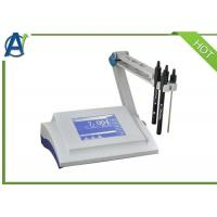 Buy cheap Three Modes Laboratory Test Equipment , Multiparameter Water Quality Meter from wholesalers
