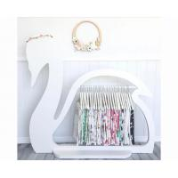 Buy cheap Swan Design Childrens Wooden Clothes Rack / Elegant Kids Clothes Rack Stand from wholesalers