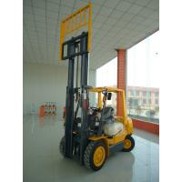Buy cheap 2.5ton diesel engine forklift truck with fork positioner from wholesalers