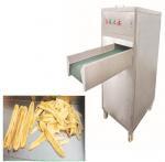Buy cheap High Efficiency Banana Slicing Machine, Electric Banana Cutting Machine from wholesalers