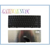 Buy cheap OEM Laptop GATEWAY NV49C Packard Bell EasyNote NM85 NM87 Black Keyboard RU layout from wholesalers