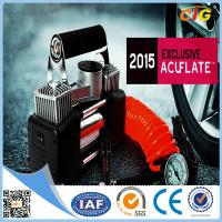 Buy cheap 12v 4x4 mini portable air compressor outdoor tool , 65l / Min Air volume from wholesalers