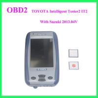 Buy cheap TOYOTA Intelligent Tester2 IT2 With Suzuki 2013.04V from wholesalers