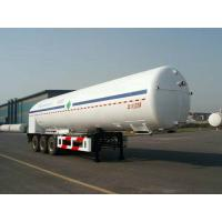 Buy cheap 33000L-3 Axles-Cryogenic Liquid Lorry Tanker for Liquid Nitrogen from wholesalers