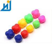 Buy cheap 56MM 68MM Yoga Massage Ball Agility Speed Training Hexagonal Reaction from wholesalers