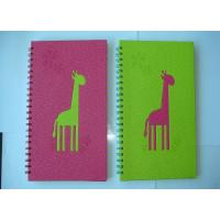 Buy cheap Recycled spiral notebook for student from wholesalers