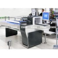 Buy cheap Interactive Self Checkout Kiosk Stainless Steel Material With Pin Pad from wholesalers