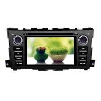 China Double Din Car DVD Player with gps wifi 3g bluetooth Nissan Teana Altima 2014 on sale