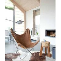 Buy cheap Classic Cover Cowhide Leather BKF Butterfly Chair from China from wholesalers