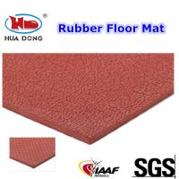 China Rubber mat for playground on sale