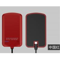 Buy cheap 4000mah Ultra Slim Wireless Charging Power Bank Back Cover With Apple Micro Type C Interface from wholesalers
