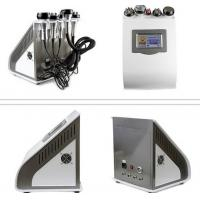 Buy cheap Vacuum Fractional RF Diode Laser Lipo Cavitation Machine 650nm 100mW Power from wholesalers