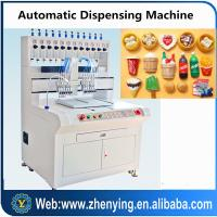 Buy cheap programmable liquid dispensing machine for glue from wholesalers