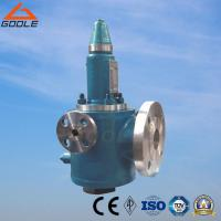 Buy cheap Jacketed Bellow Type Backpressure Balanced Full Lift Safety Valve (GBWA42Y) from wholesalers