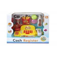 Buy cheap 12.6  Electronic Cash Register Children ' s Play Toys W / Scanner Scale Caculator from wholesalers