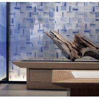Buy cheap Waterproof Blue Glazed Ceramic 150X150mm Wall Tile Used in Restaurant Wall Decoration from wholesalers