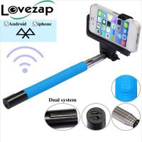 Buy cheap Handheld Extendable Bluetooth selfie stick for iPhone/Samsung Mobile Phones, Easy to use from wholesalers