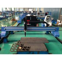 Buy cheap Portable Flame / Plasma CNC Cutter , Custom Semi Automatic Cutting Tools With Hypertherm Power from wholesalers