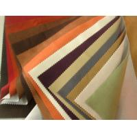 Buy cheap Suede fabric material from wholesalers