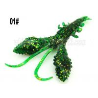 Buy cheap 2017 New  best sale 9.5cm/8g  5 kinds colors artifical soft shrimp fishing lure from wholesalers