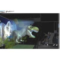 Buy cheap Real Feelings Theme Park 6D Cinema Equipment , Dynamic Motion Movie Equipment product