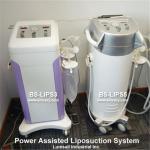 Buy cheap Ultrasound Cavitation+Vacuum Liposuction machine+Infrared Light+Bipolar RF+Roller Massage Body Slimming Machine from wholesalers
