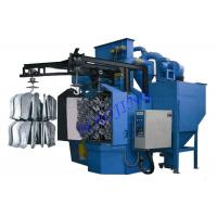 Buy cheap Industrial Hanger Type Shot Blasting Machine for Die Cast Parts from wholesalers