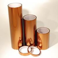 Buy cheap kapton tapes polyimide sillicone tape for high temperature from wholesalers