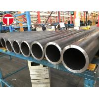 Buy cheap Sae J526 Welded Carbon Steel Pipe , Dom Round Steel Welded Pipe 1 - 12m from wholesalers