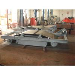 Buy cheap Energy Saving Magnetic Roll Separator , Magnetic Sheet Metal Separators Cross Belt from wholesalers