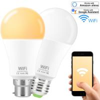 Buy cheap WiFi Smart Indoor LED Lights 15W Wireless Control 270 Degrees Beam Angle from wholesalers