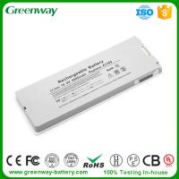 Buy cheap Greenway laptop battery A1185 replacement battery for MacBook 13 series from wholesalers